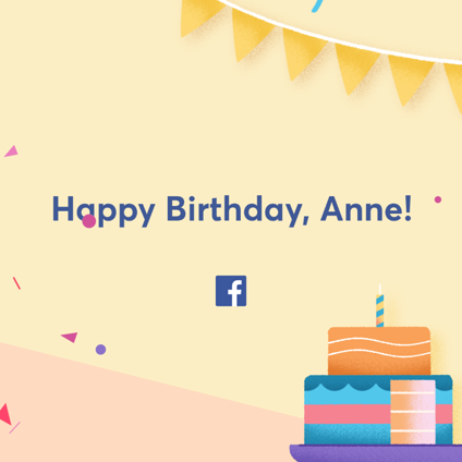 Happy Birthday, Anne!